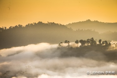 sunrise danum valley-2